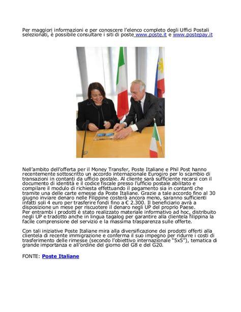 sportello immigrati brescia permesso di soggiorno posta italiana immigrazione