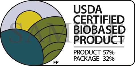 how to get usda certified usda certified biobased seal images