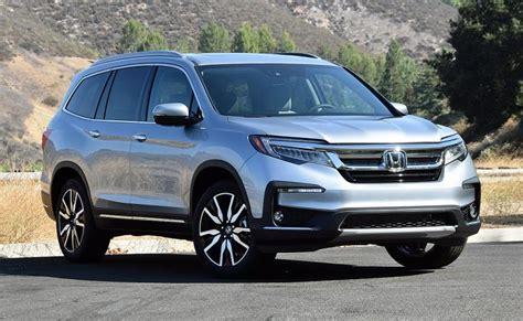 2019 Honda Pilot News by 2019 Honda Pilot Elite Review Ny Daily News