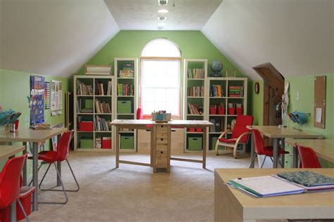 home design education homeschool organization storage spaces and learning