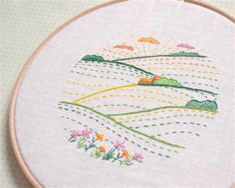 etsy embroidery pattern embroidery pattern embroidery hoop embroidery hoop art
