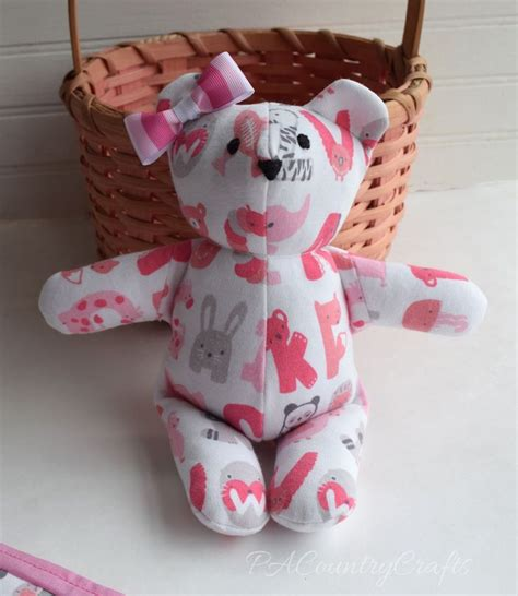 pattern for baby clothes teddy bear baby clothes memory bear tutorial sewing patterns