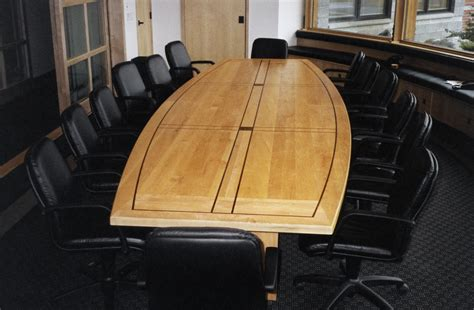 Solid Wood Conference Table Custom Solid Wood Conference Tables Conference Table