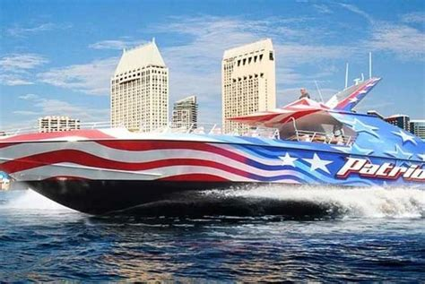 patriot jet boat san diego attractions tourist attractions in san diego