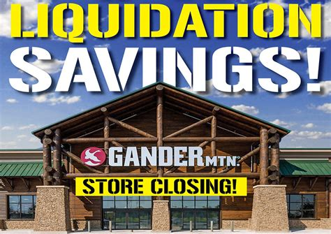 gander mountain knoxville tennessee gander mtn closing wnml af