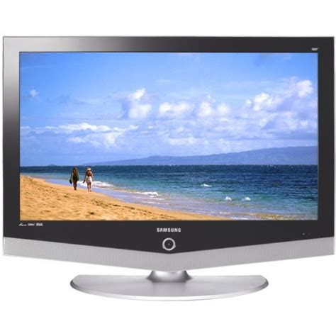 Tv Samsung Flat 20 Inch samsung ln r238wa 23 widescreen hdtv ready flat panel lcd tv television reviews