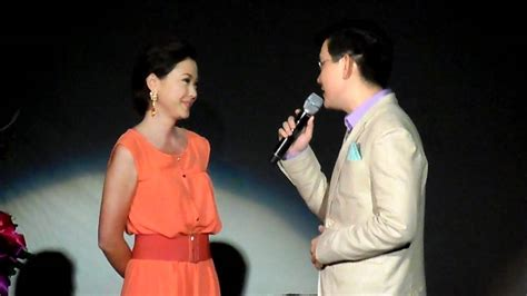 jody sta maria hairstyle in be careful jodi sta maria and richard yap singing the theme song of