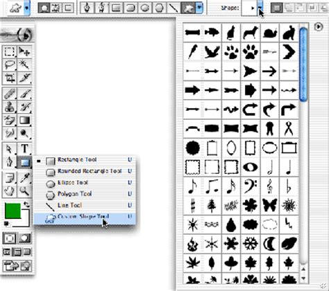 where is the shapes layer option in photoshop cs6 graphic design photoshop basics creating shape layers in adobe photoshop