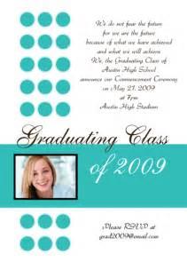 sle graduation announcement templates