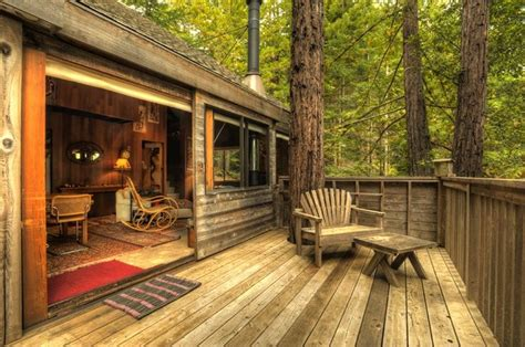 Redwood Cabin Rentals by Redwood Cabin Sonoma County California Cabins
