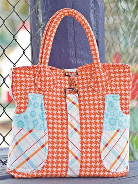 Handmade Tote Bags Patterns - 17 best images about its sew simple on sewing