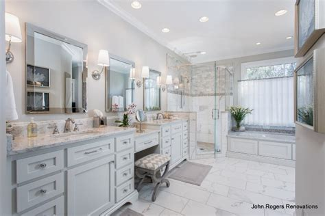 white master bathrooms a classic white master bathroom of style and function