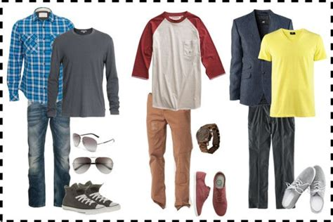 Boys Wardrobe Ideas by Senior Boy Senior Session