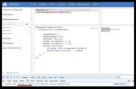 jquery ui layout onclose jquery ui datepicker onselect phpsourcecode net