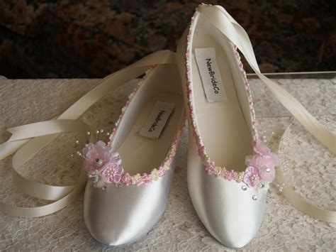 pink flat shoes wedding wedding flats ivory pink satin shoes pink bridal flat shoes