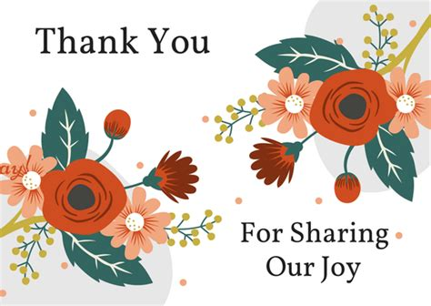 Wedding Thank You Notes by Wedding Thank You Cards Wording Exles Thank You