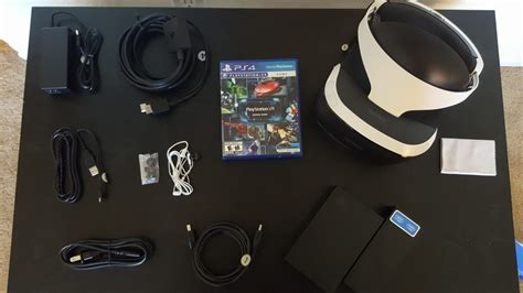 Console Vr Playstation Vr Review The Future Of Console Gaming Has