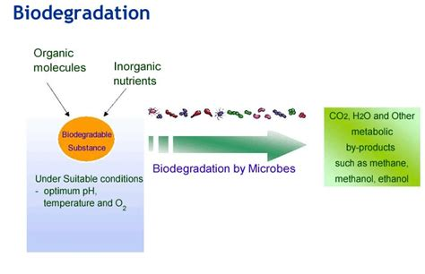 Bio Degrades Into Plain Water by Biotechnology Environment