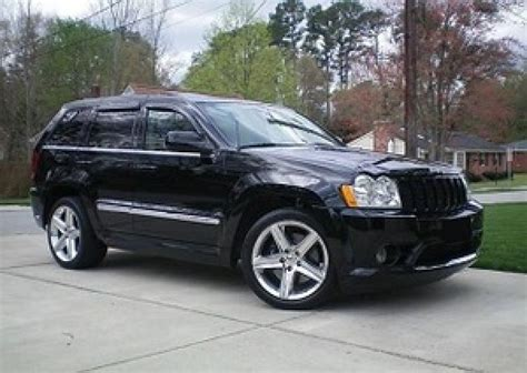 jeep srt 2007 2006 jeep grand cherokee srt8 sale chicago illinoisadpost
