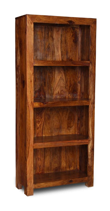 cube honey solid bookcase trade furniture company