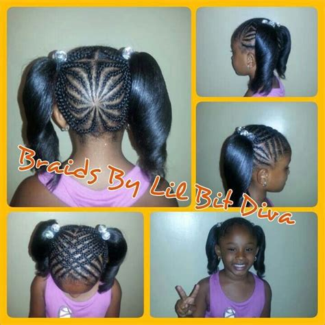 kids cornroll stiles for 2015 little girl hairstyles braids pony tail up do kids