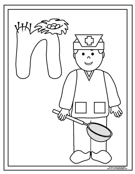 Free Coloring Pages Of N Sound Sound Of Coloring Pages