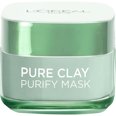 Purify Lgc Detox Price by L Or 233 Al Skin Cleansing Clay Purify Mask 50 Ml