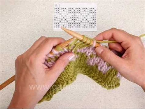 how to start fair isle knitting how to knit fair isle 2 color knitting us uk