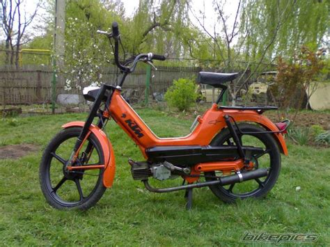 Ktm Moped Re Ktm Moped Any Info