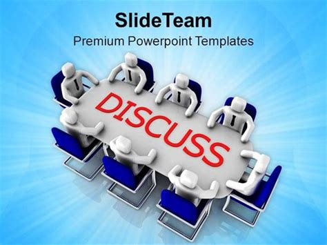ppt templates for group discussion group discussion business solution powerpoint templates