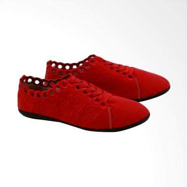 Sandal Wanita Era Sepatu Sneakers Wanita White Putih jual sepatu sneaker wanita terbaru harga murah blibli