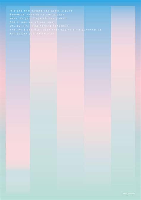 pastel graphic pattern poster design yutaka satoh graphic design