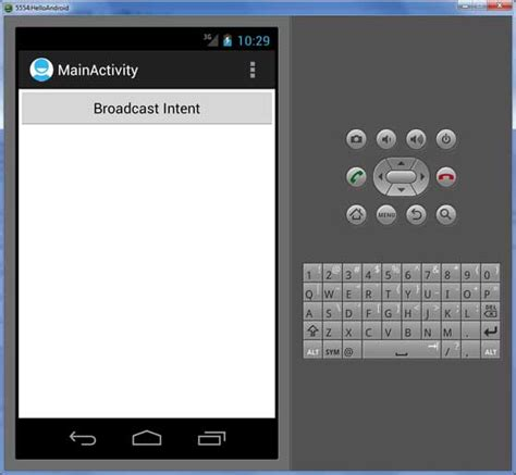 android broadcastreceiver android tutorial broadcast receiver
