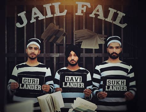 sukh lander piks punjabi singer jail fail lyrics the landers debut album