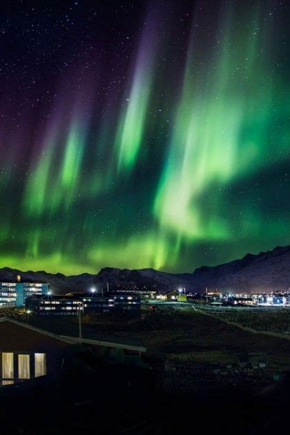 where are the northern lights visible the s catalog of ideas
