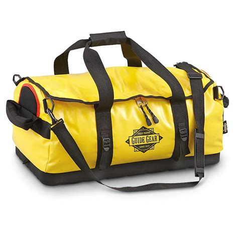 gear bags guide gear large boat bag 233699 water sport