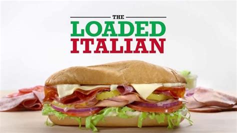 arbys songs s arby s loaded italian tv commercial where do sandwiches