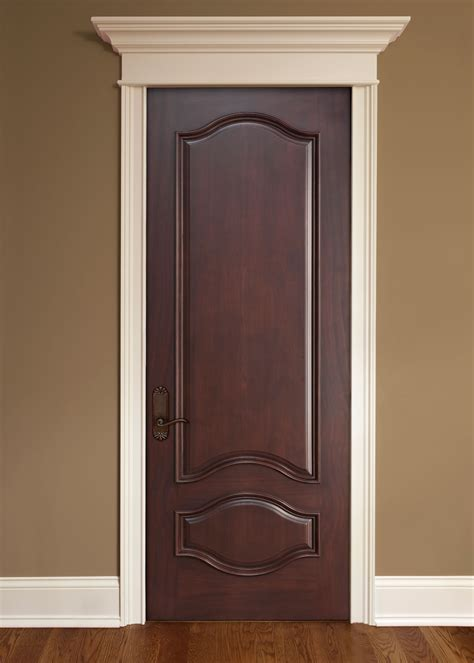 Doors Interior by Interior Door Custom Single Solid Wood With