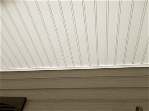 Vinyl Porch Ceiling by New Jersey 1806 Journal August 10 Porch Dilemnas Vinyl Ceiling Expedition
