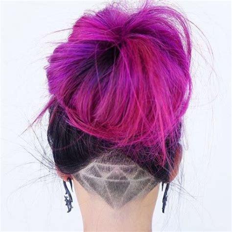 diamond hair tattoo undercut feminino o que 233 e estilos