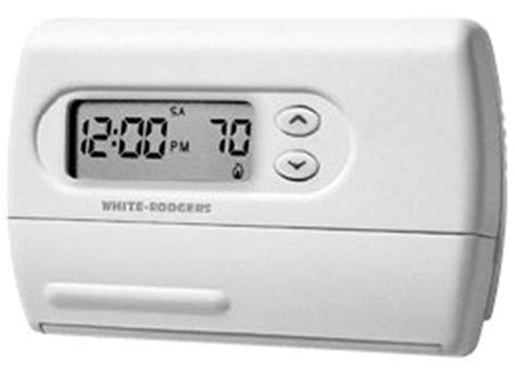 white rodgers digital comfort set ii white rodgers emerson 1f82261 comfort set 80 heat pump