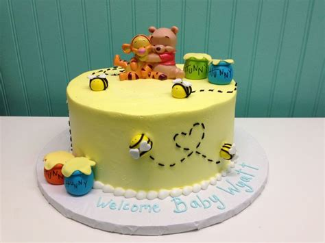 winnie the pooh cake baby shower living room decorating ideas winnie the pooh