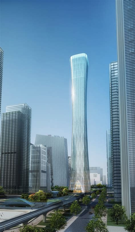 Top Architecture Firms In The World z15 zhongguo zun tower in beijing scout real estate