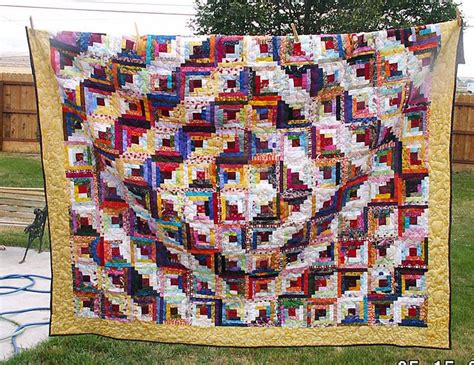 pin by favequilts on log cabin quilt patterns
