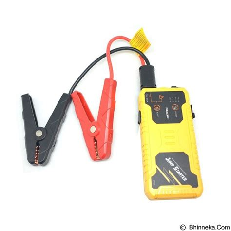 Cas Aki Battery Charger Starting jual prolink robust power smart portable jump starter pjs2000 murah bhinneka