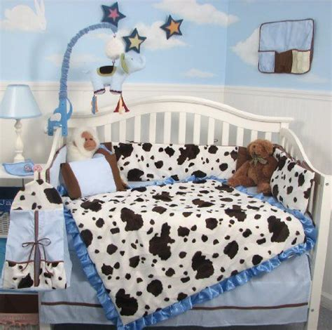 Pinterest The World S Catalog Of Ideas Cow Print Crib Bedding