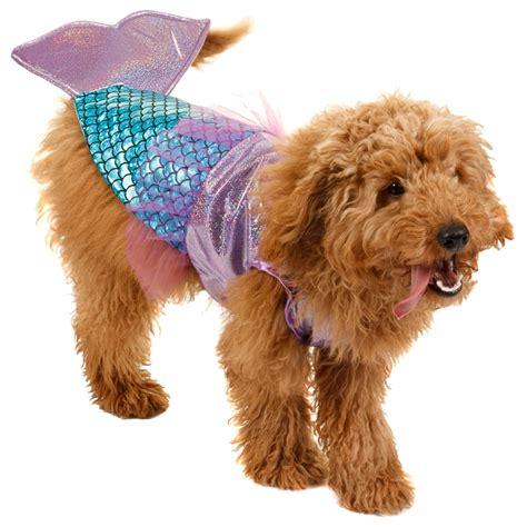 dogs novelty fancy dress costume mermaid pets bm