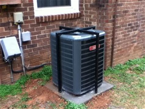 Small Home Central Air Conditioner Central Air Conditioner Theft Home Air Conditioners
