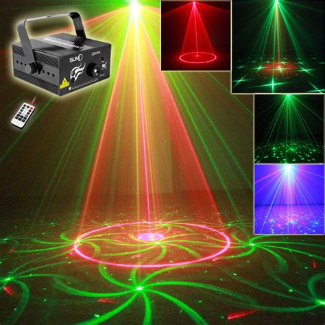 blue laser dj suny new rg 24 patterns z24rg laser light blue led stage