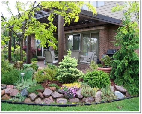 how to make a beautiful garden 30 beautiful rock garden design ideas